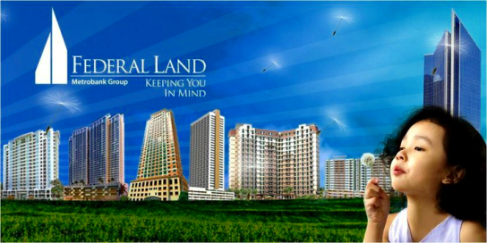 Federal Condos in makati, pasay, manila, quezon city, cavite, cebu, marikina